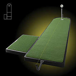 7' Golf Training Aid and Putting Green