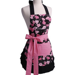 Original Midnight Bloom Apron