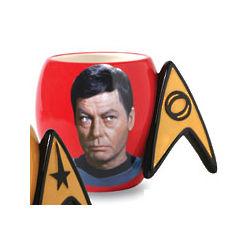"Dr. ""Bones"" McCoy Classic Star Trek Mug"