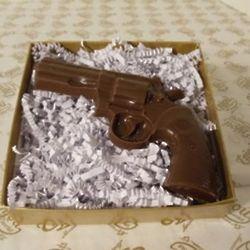 Small Chocolate Gun