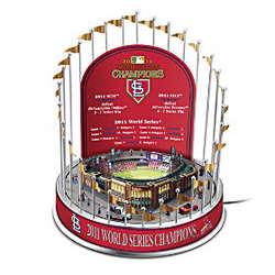 St. Louis Cardinals 2011 World Series Championship Carousel