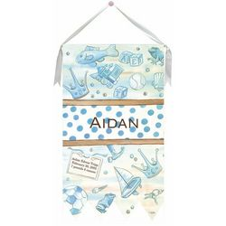 It's a Boy Announcement Wall Hanging