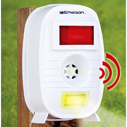 Electronic Yard and Garden Protector