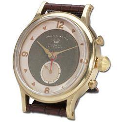 Faux Watch Face Wall Clock