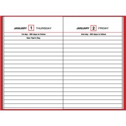 Standard Diary Daily Journal