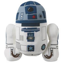 Star Wars R2D2 Talking Plush Doll
