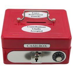 Retirement Fun(d) Cash Box