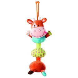Vicky Cow Dancing Baby Toy