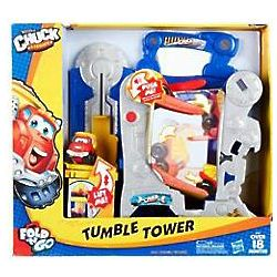 Tonka Chuck and Friends Tumble Tower Play Set