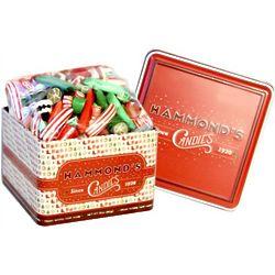 Hammond's Classic Holiday Hard Candies Tin