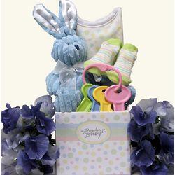 Wabbit Wabbit Baby Boy Gift Set