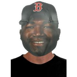 David Ortiz Boston Red Sox Face Mask