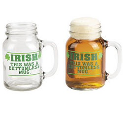 Irish Drinking Team Mug
