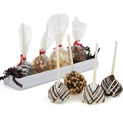 Classic Chocolate Covered Brownie Stix Gift Box