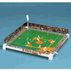 Electronic Baseball Game
