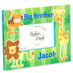Big Brother Frame Personalized with Name