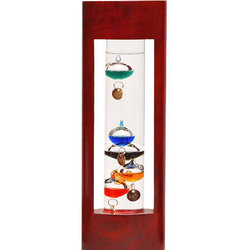 "12"" Galileo Thermometer"