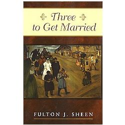 Three to Get Married Book