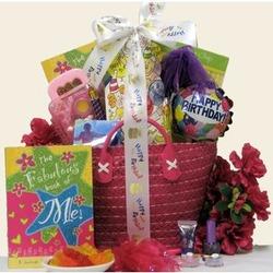 Fabulous Me Birthday Basket for Girls