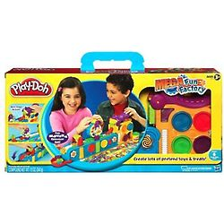 Play-Doh Mega Fun Factory Play Set