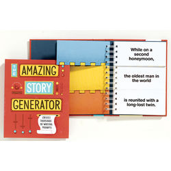 The Amazing Story Generator Book