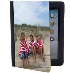 Personalized Color Photo iPad Case