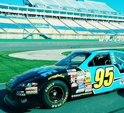 Kentucky Speedway NASCAR 3 Lap Ride Along for 1