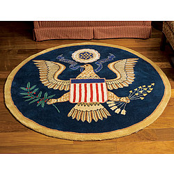 Presidental Seal Floor Rug