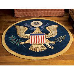 Presidental Seal Floor Rug