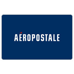 Aeropostale Traditional Blue Gift Card