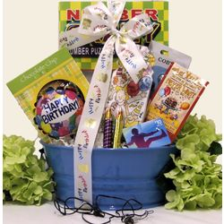 Kid's Birthday Tunes Gift Basket