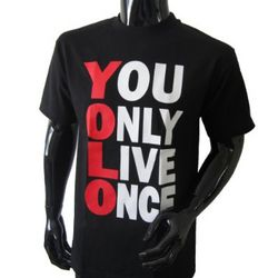 Men's YOLO T-Shirt
