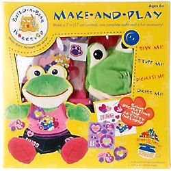 Make and Play Frog Friendship Kit