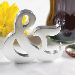 And Another? Ampersand Bottle Opener