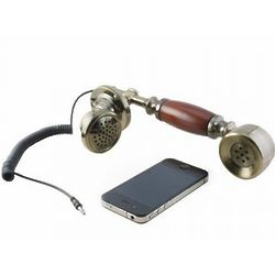 Retro Handset for Cell Phone