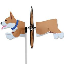 Corgi Dog Wind Spinner