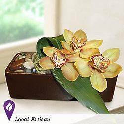 Zen Elegance Floral Arrangement
