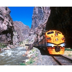 Colorado Raft-N-Rail Adventure