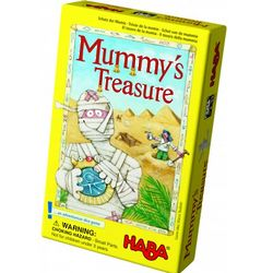 Mummy's Treasure Game