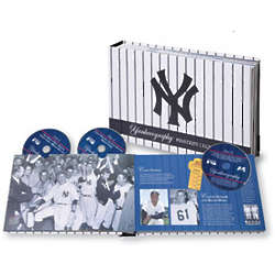 Yankeeography Collector's Edition DVD Set