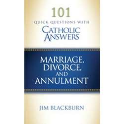 Catholic Marriage, Divorce, and Annulment Book