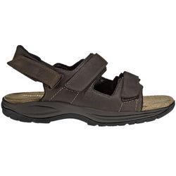 St. Johnsbury Three-Strap Sandals