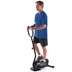 Compact Elliptical Trainer