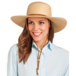 Women's Panama Gaucho Sun Hat