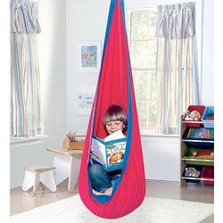 Children's Indoor or Outdoor Canvas Hanging Chair