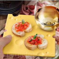 Swiss Dish Appetizer Plates