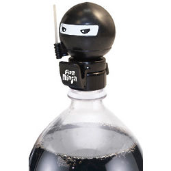 Fizz Ninja Bottle Topper