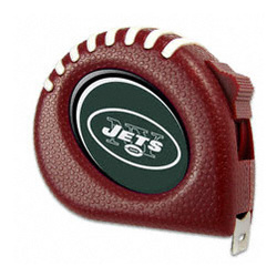 New York Jets Pro Grip Tape Measure