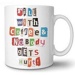 Mixed Messages Mug