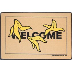 Banana Peel Doormat
